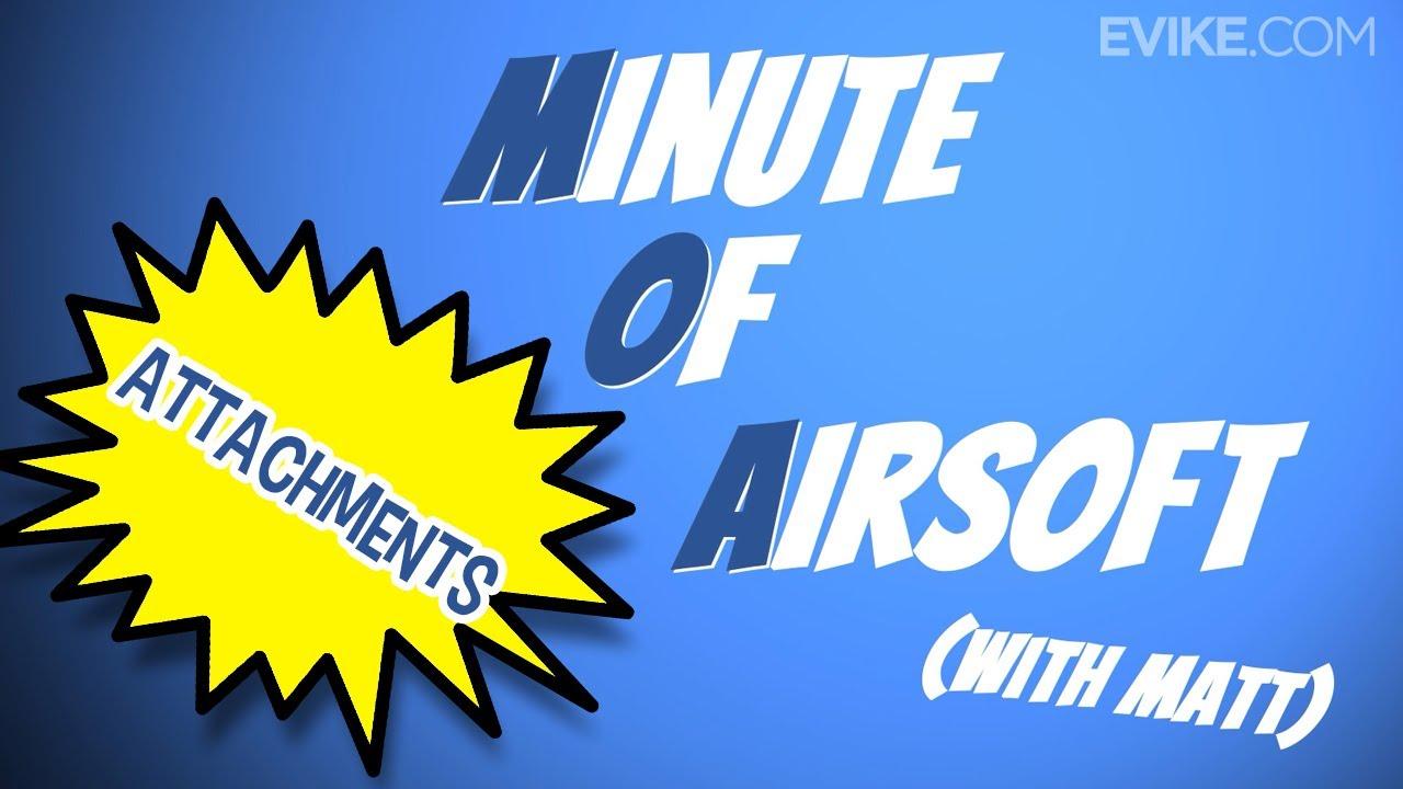 Quels accessoires sont les meilleurs pour mon pistolet Airsoft? – Minute d'Airsoft