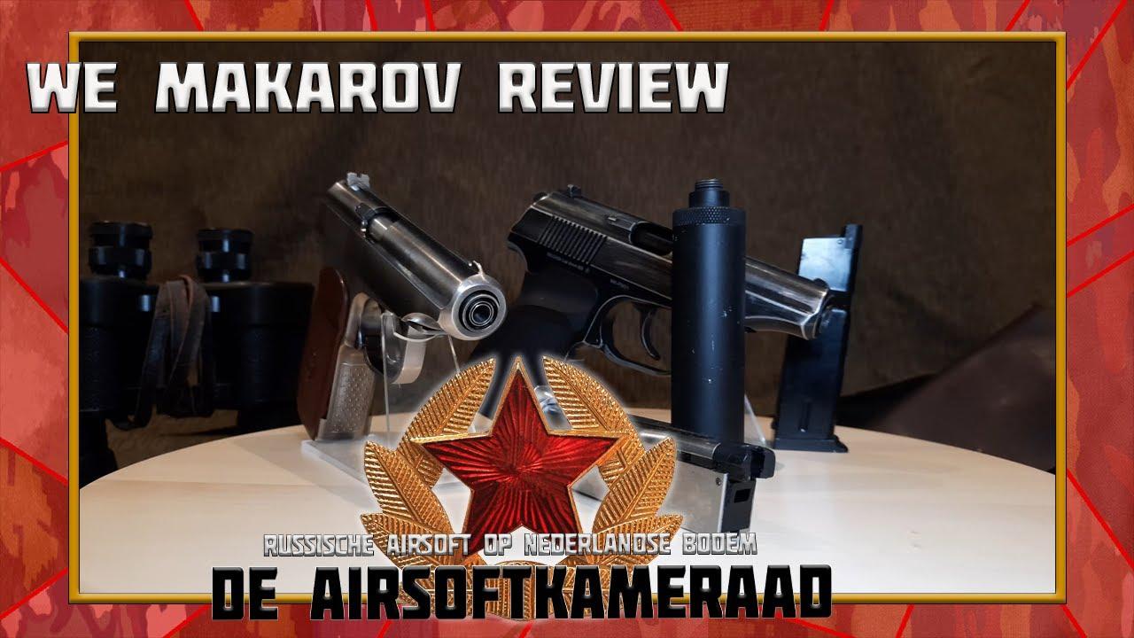 La revue WE Makarov (PM51): assez bonne pour vos besoins russes?