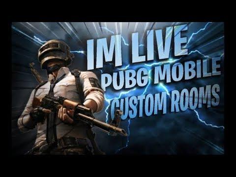 PUBG Mobile Unlimited Custom Rooms || identifiant et mot de passe || 🔴 LIVE Insane Gamer