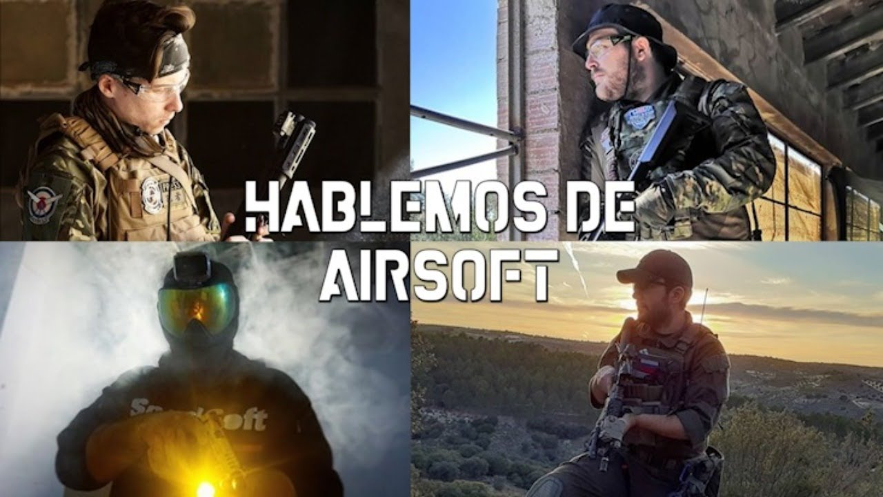 Parlons d'Airsoft