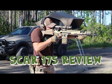 Revue FN SCAR 17s