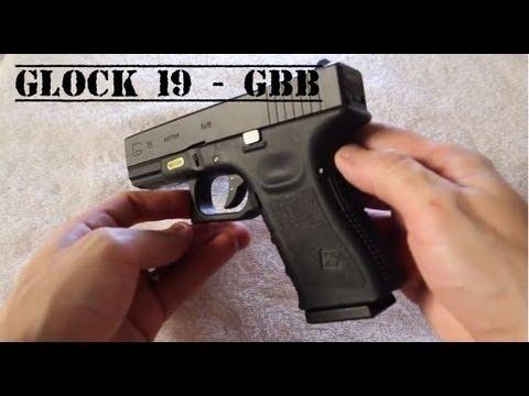 (Airsoft BR) Critique Glock 19 – WE – GBB + Test de tir – Test de tir