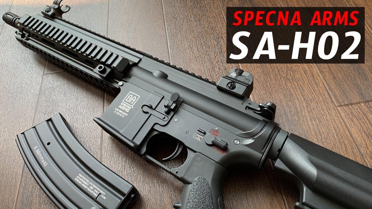 Bras Specna SA-H02 | VAUT L'ARGENT? | Airsoft Unboxing & Review