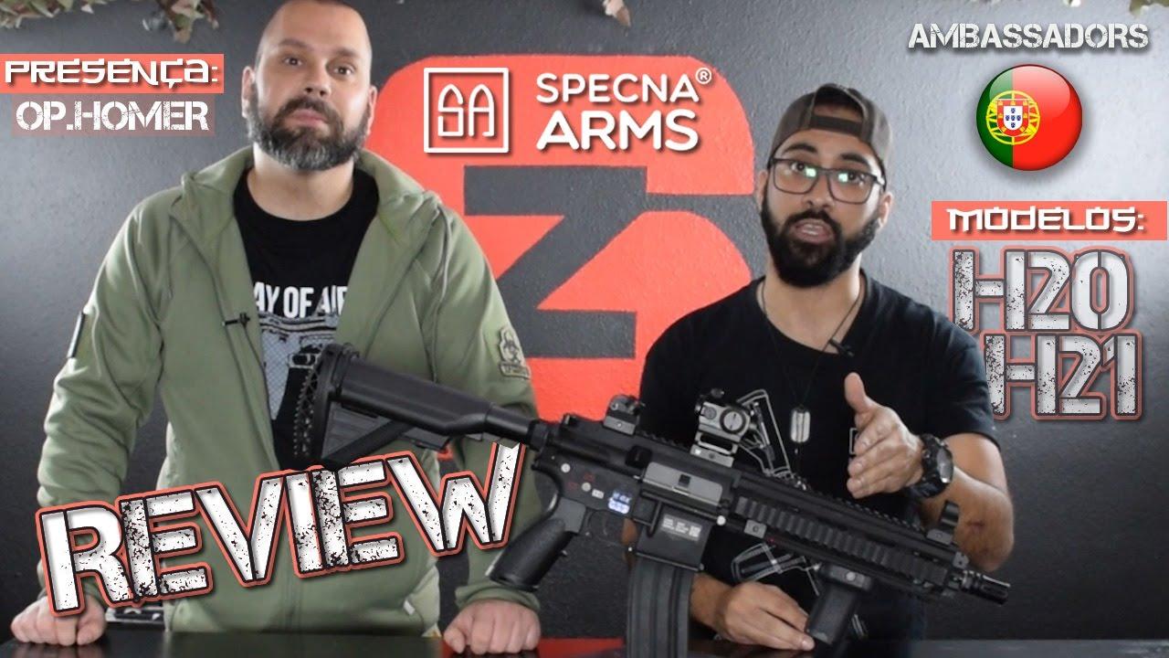 SPECNA ARMS – SA H20 – SA H21 / REVUE DE DEBALLAGE / – SOUS-TITRES ANGLAIS