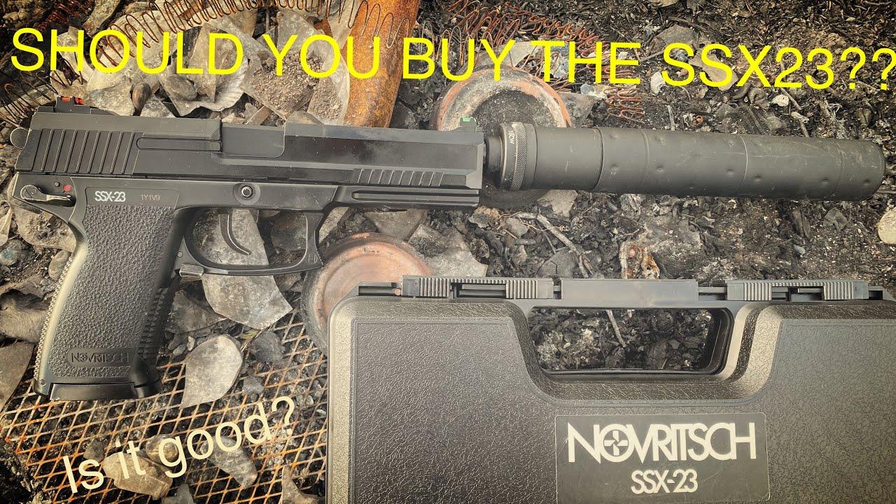 Novritch SSX23 Review / Devriez-vous l'acheter?