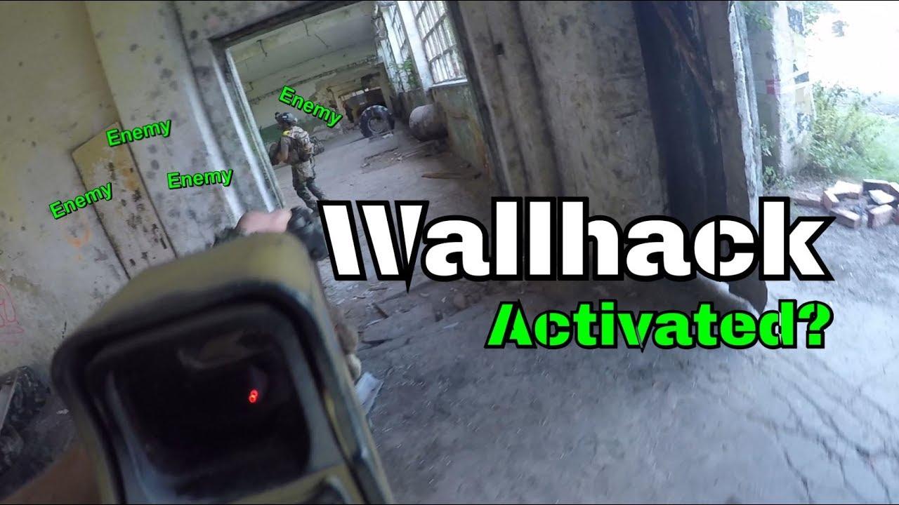 Wallhack activé? – Fungame Tepla – // Allemand Milsim Airsoft