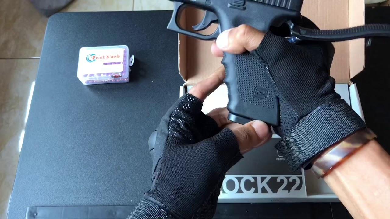 Pistolet Airsoft Glock 22 Umarex
