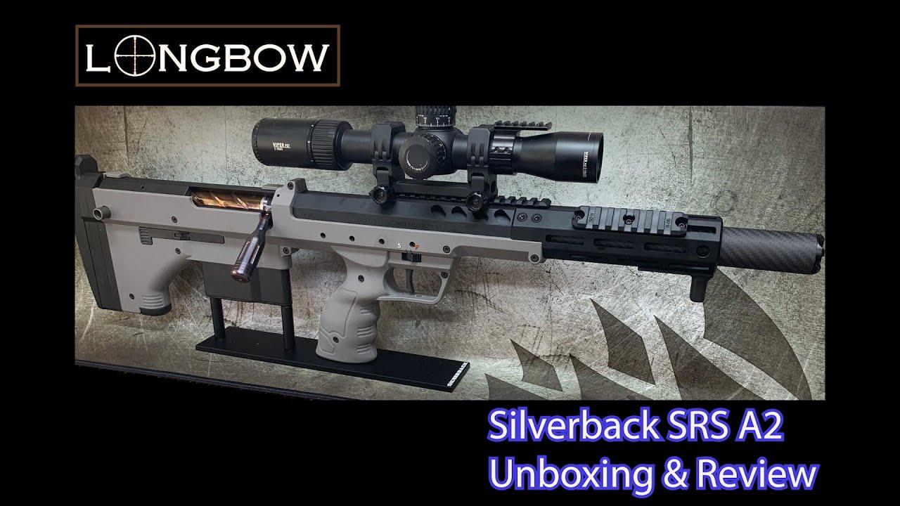 Silverback SRS A2 Unboxing et examen