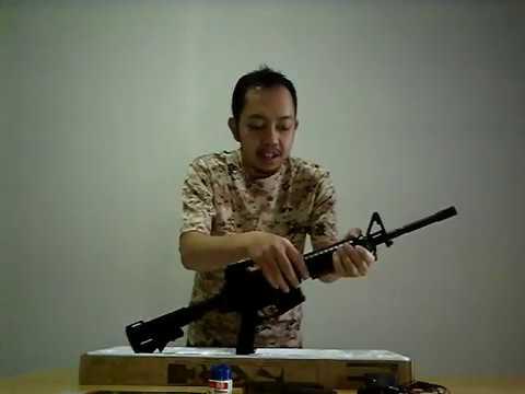Revue & Unboxing Airsoft pistolet électrique LPEG JG-139