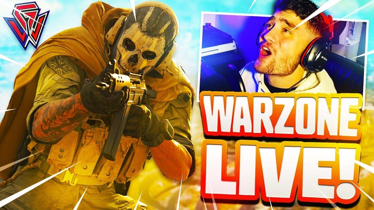 Venez VIBE avec moi! | Call of Duty Warzone LIVE | Modern Warfare Battle Royale