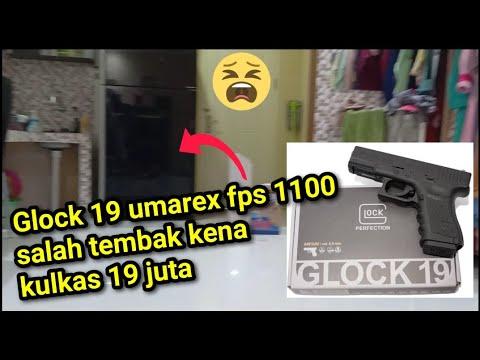 Glock 19 Testé par umarex Fps 1100