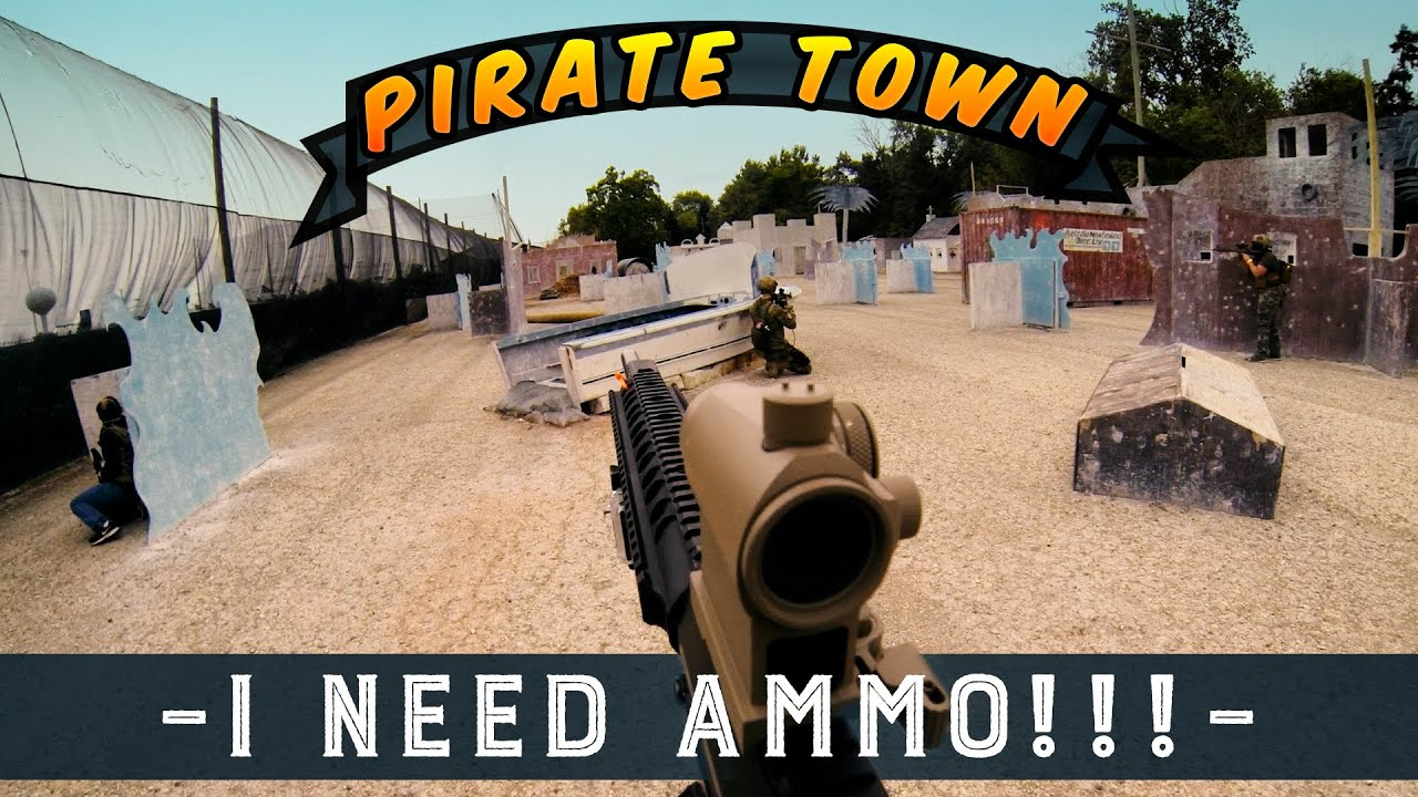 Que faire quand OUT OF AMMO !!! | Gameplay Airsoft
