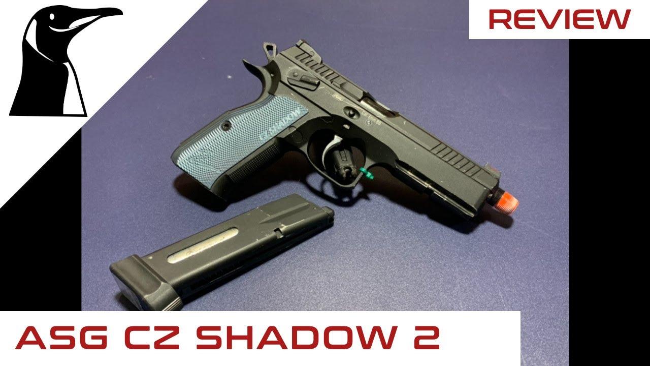 Avis ASG CZ Shadow 2