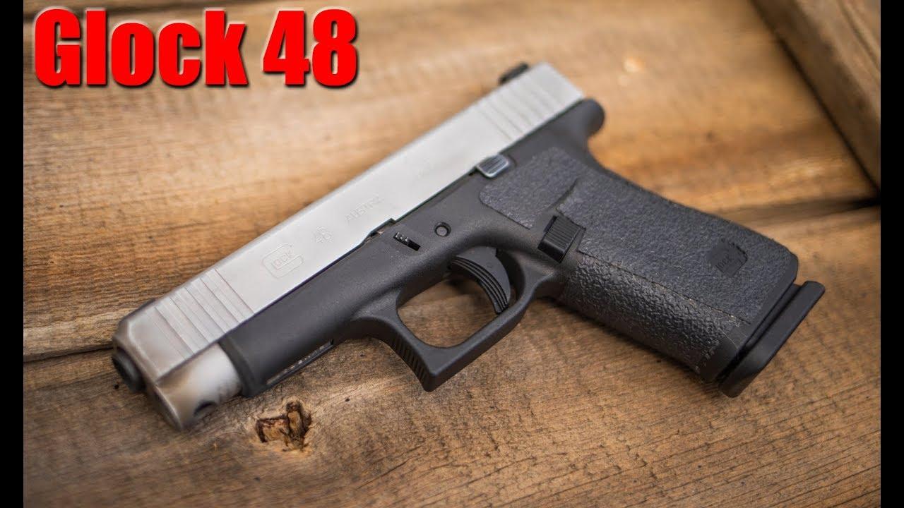 Glock 48 1000 Round Review: pas ce que j'attendais