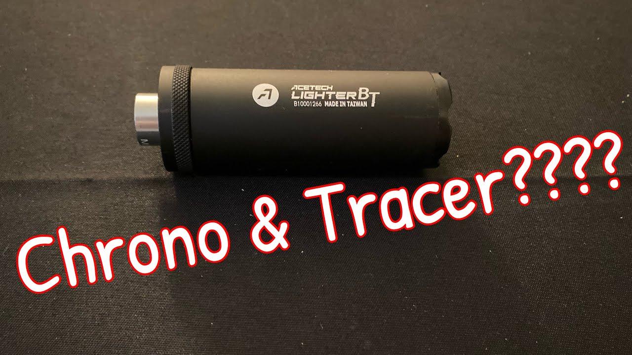 AceTech Lighter BT – Déballage et examen