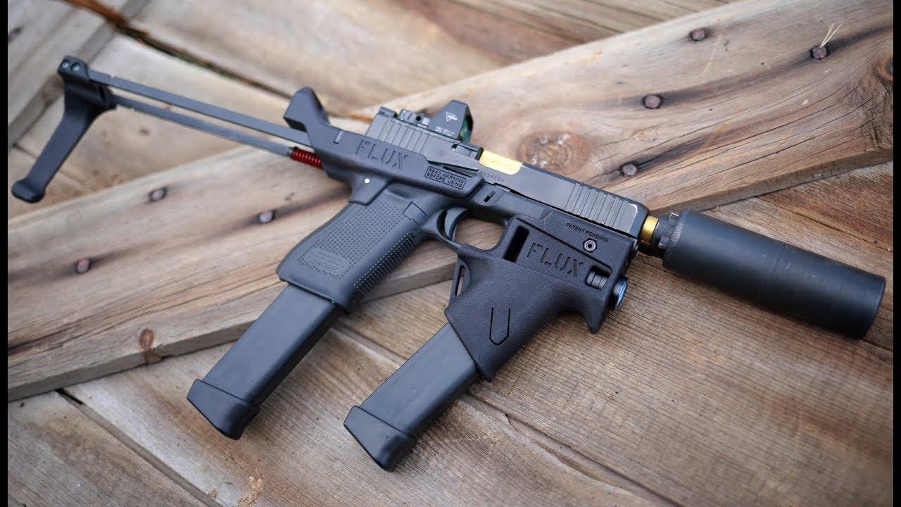 Flux Defense G17: le meilleur Glock de tous les temps?