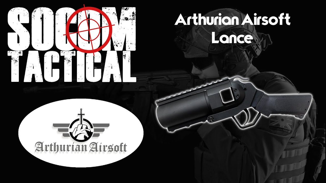 Arthurian Airsoft Lance Review