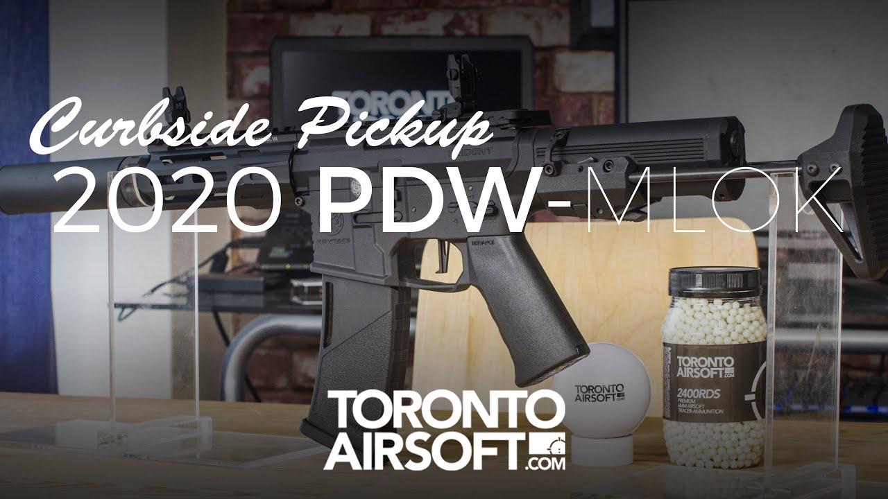 Curbside Pickup le nouveau Krytac PDW MLOK 2020 – TorontoAirsoft.com