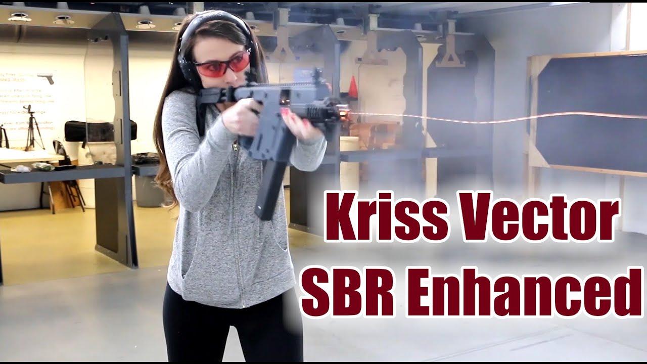 Examen amélioré Kriss Vector SBR – Unique et incroyable?