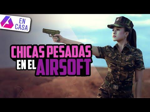 Les gens qui vous haïront AIRSOFT Vol.2 | HEAVY Girls – Cheats en espagnol