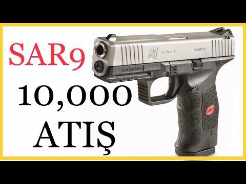 Sarsılmaz SAR9 Que pensez-vous après 10 000 tirs?