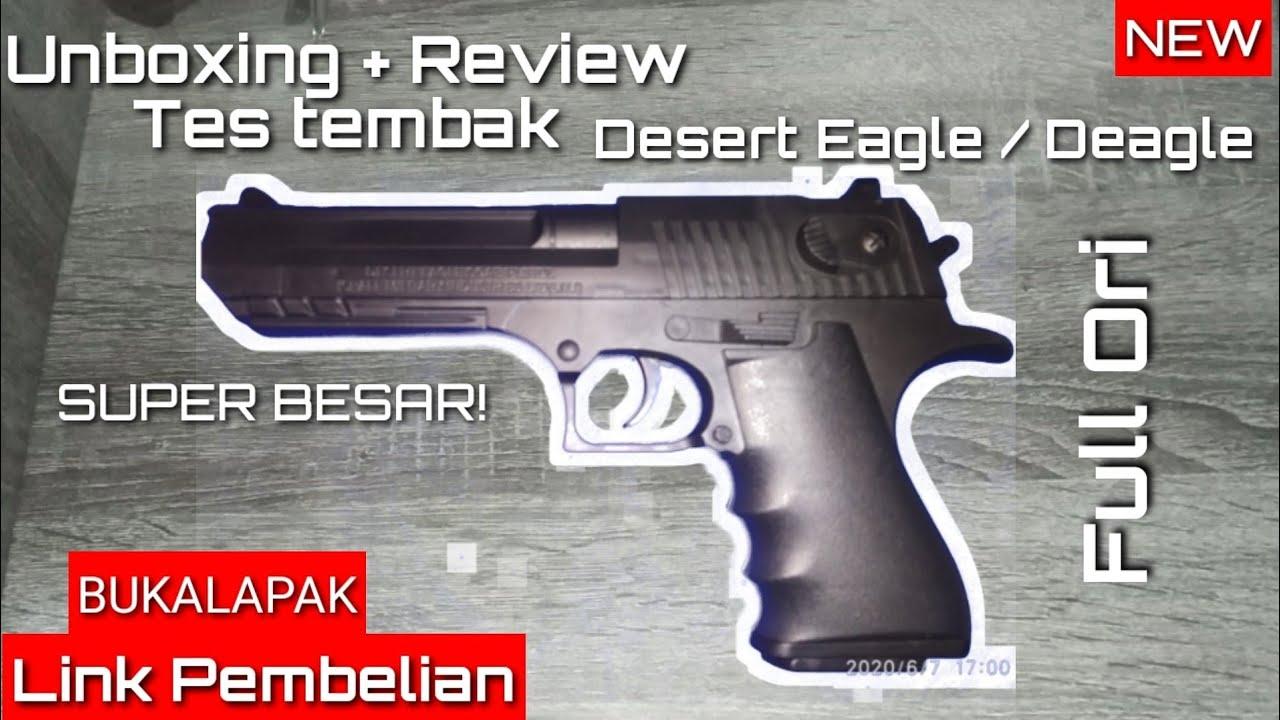 Ressort de pistolet Airsoft Desert Eagle Unboxing + Critique | #airsoftgun #unboxing
