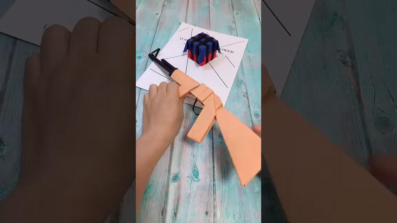 Fabrication de papier AK47