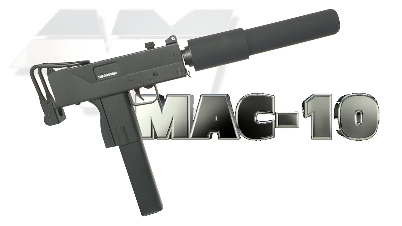 AIRSOFT MAC-10 / Airsoft Unboxing / JG MAC-10