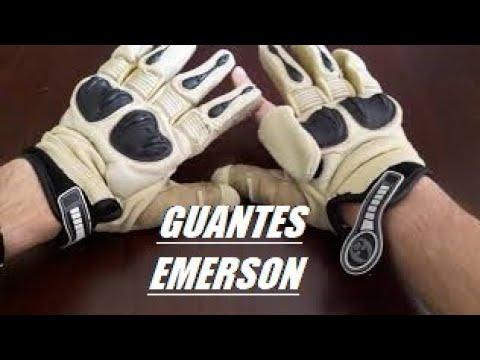 Revue des gants airsoft Emerson Gear