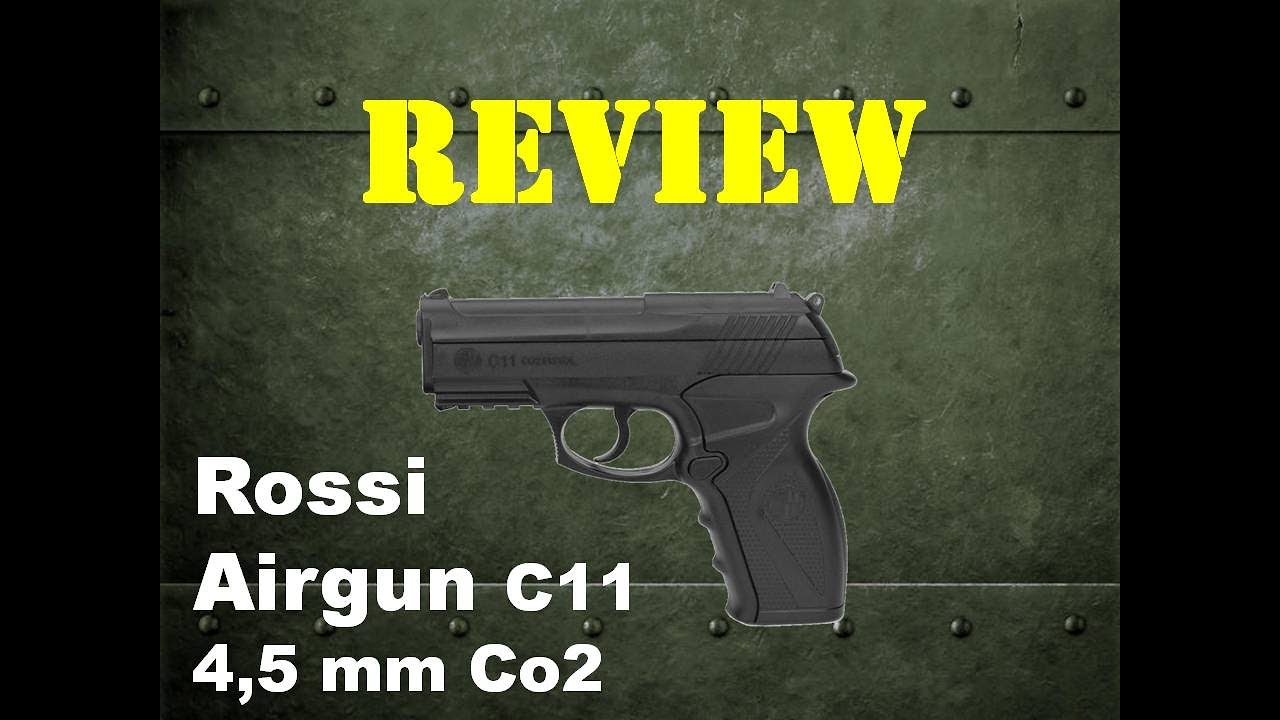 Avis Rossi Airgun C11 4,5 mm CO2 – Osok Airsoft Team