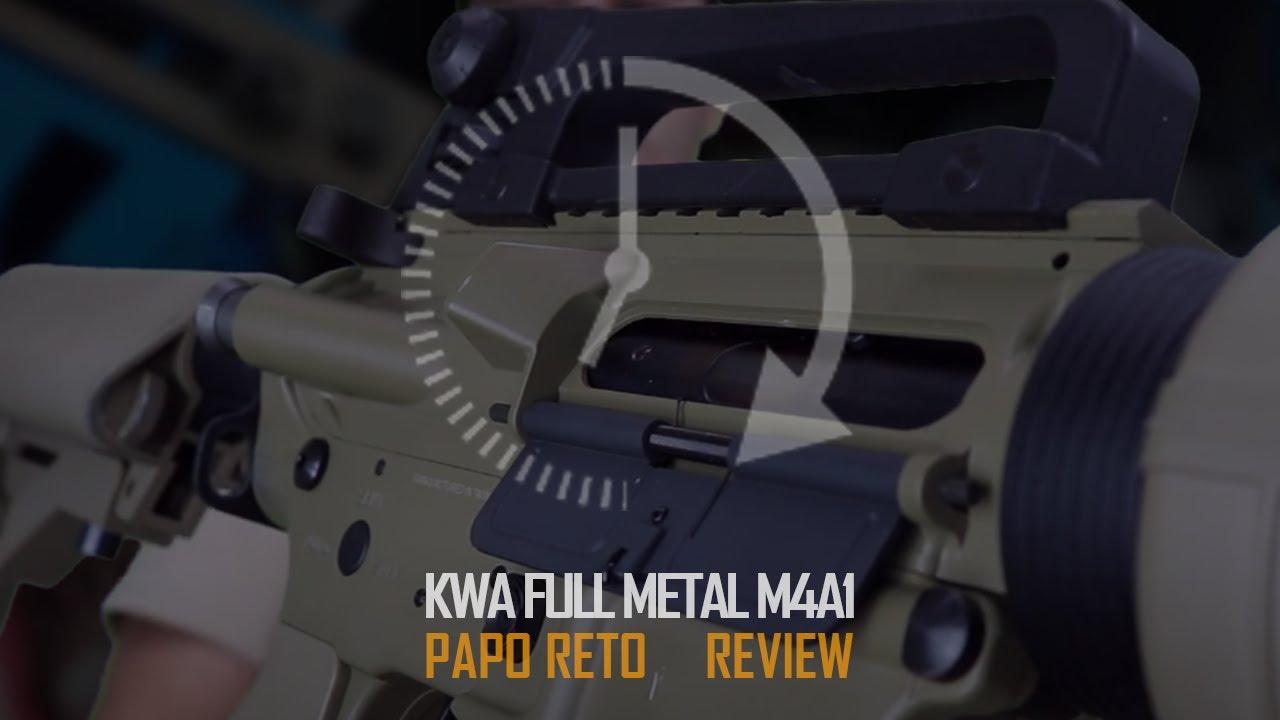 REVUE KWA FULL METAL DUAL-TONE