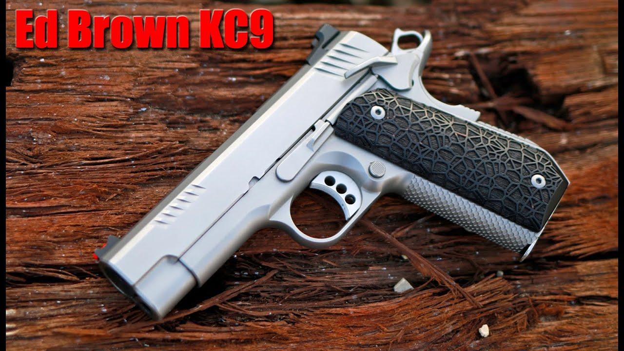 Ed Brown Evo KC9 1000 Round Review: un 1911 personnalisé pour moins cher