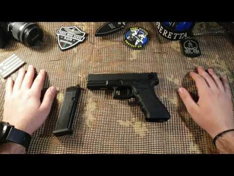 Chronique de Glock 18 Airsoft Greek