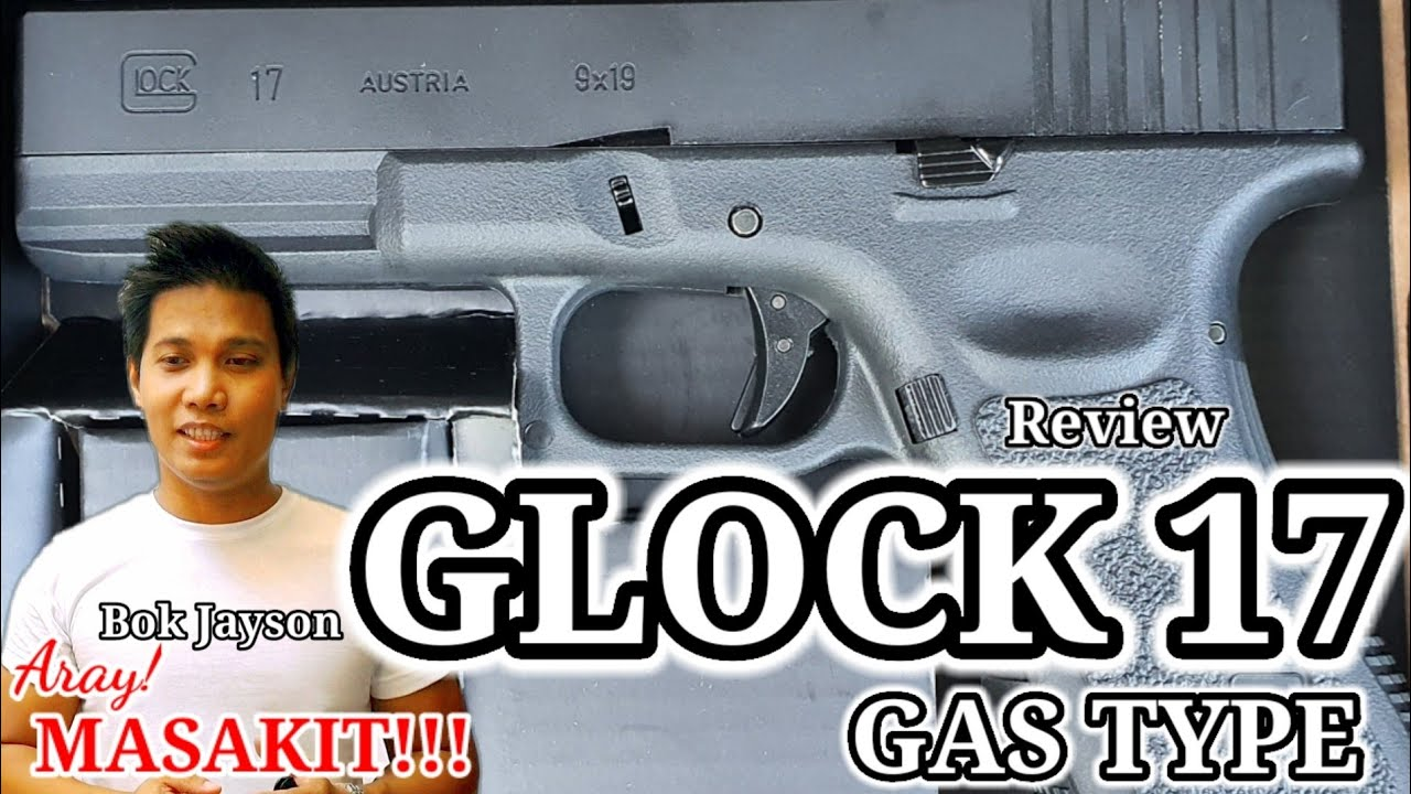Glock 17 Gastype (Airsoft Review)