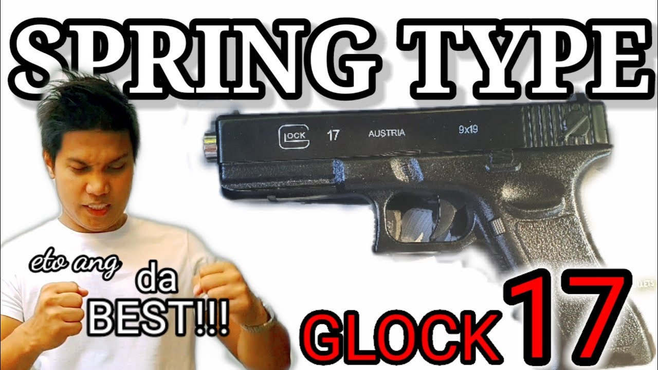 Type de ressort Glock 17 (Airsoft Review)