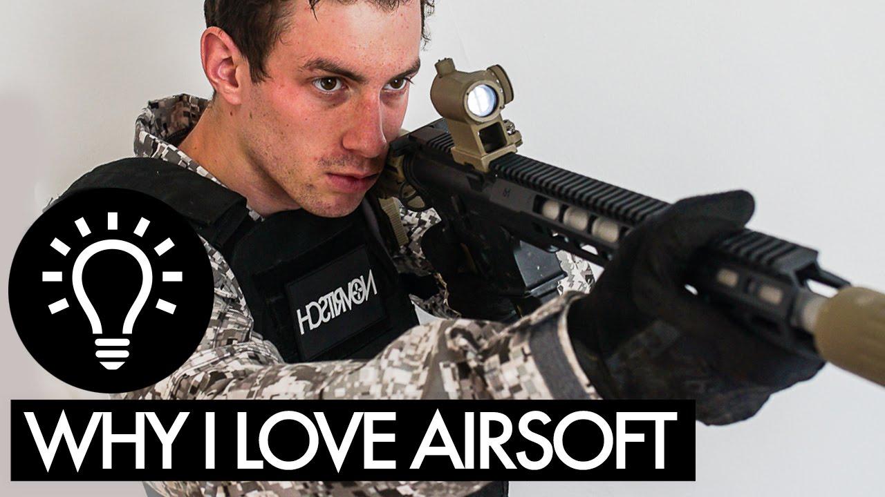 Comment Airsoft – Partie 1 – Pourquoi j'aime Airsoft