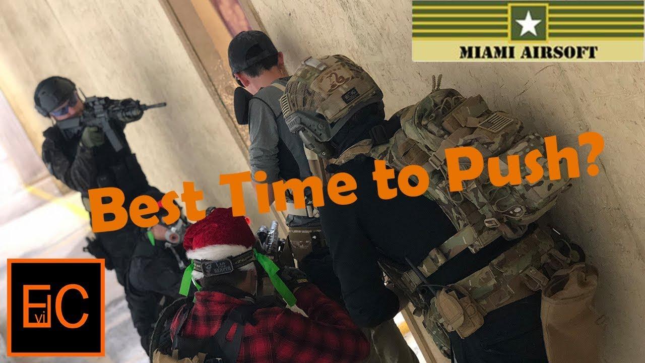 OPFOR Miami Airsoft || Meilleur moment pour pousser? ft. Lax, ECCAG, Pistol Buddy