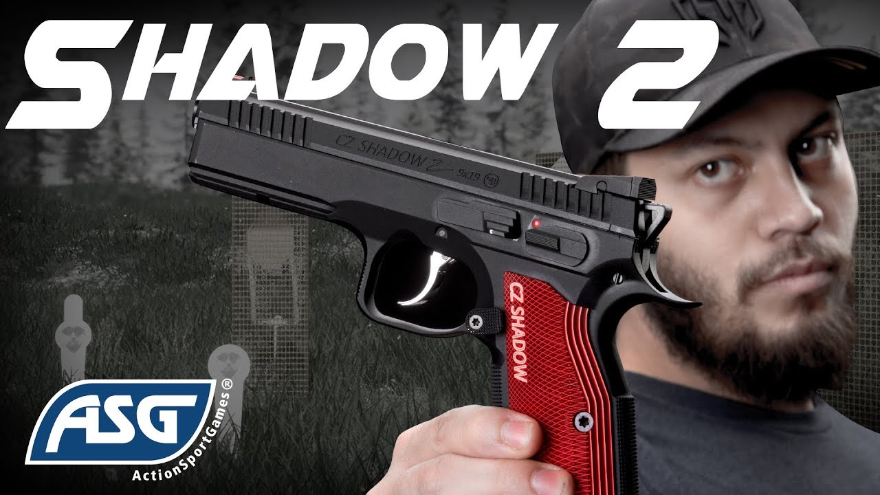 Le chirurgien Airsoft ASG CZ Shadow 2 approuvé? – RedWolf Airsoft RWTV