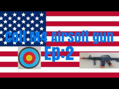 Colt M4 Airsoft Review Ep: 2