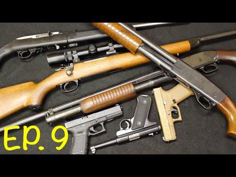Revue hebdomadaire des armes à feu ép. 9