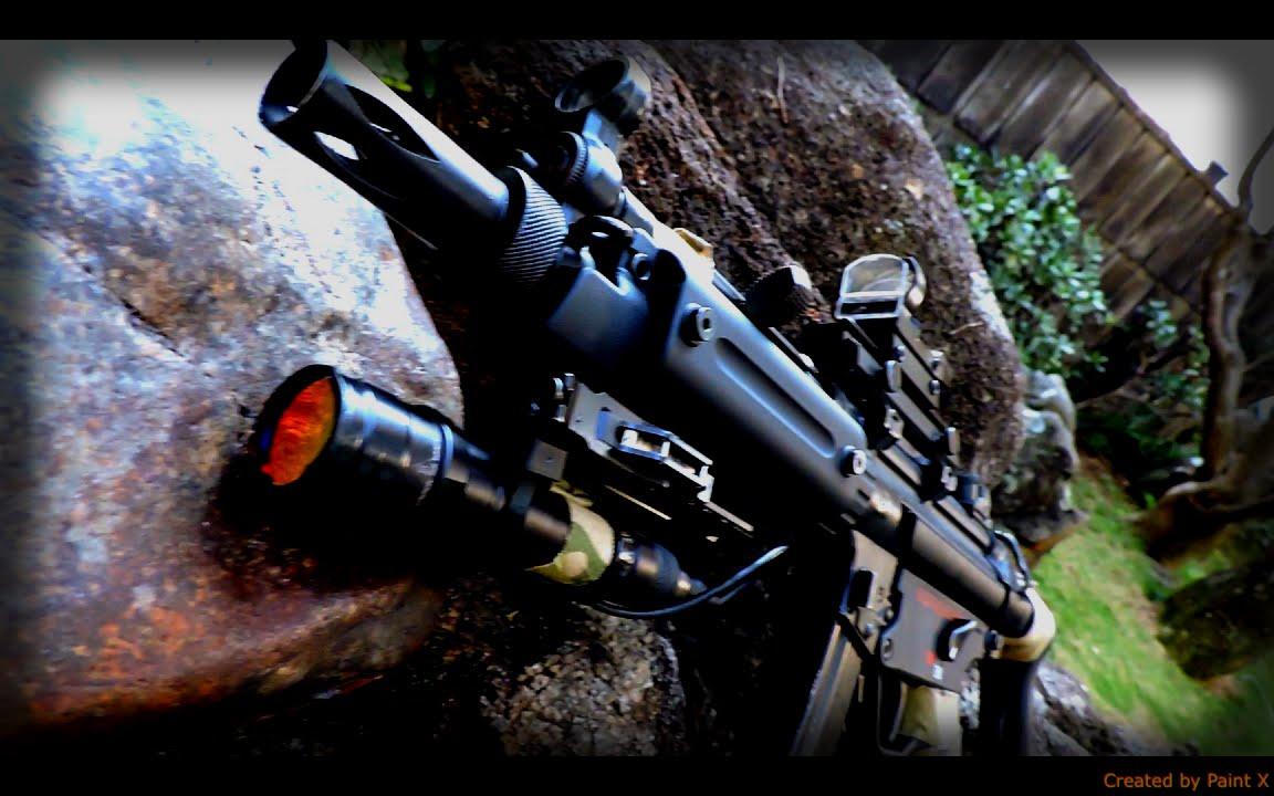 MP5 G&G TOP TECH | AKIRA + AIRSOFT BRASIL | RÉVISION, MISE À NIVEAU ET ESSAI | HQ | GOPRO