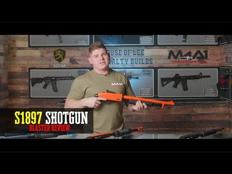 Fusil de chasse S1897 (Blaster Review)