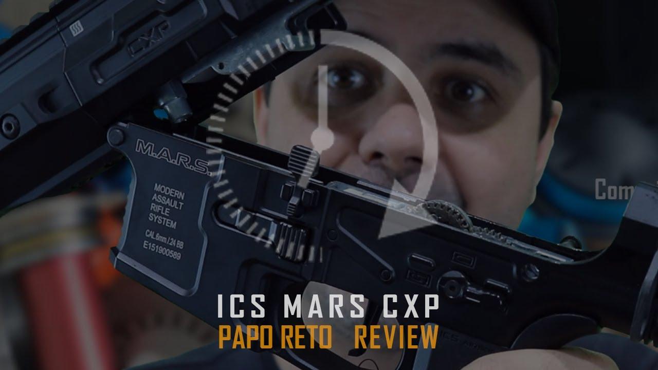 REVUE ICS MARS CXP SSS