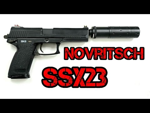 [R] Novritsch SSX23 NBB | Tom's Airsoft Channel