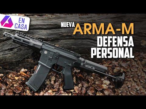 Krytac SELF DEFENSE M-Weapon   PDW-M REPLICA DE AIRSOFT   Examen et test