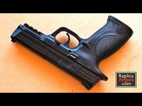 Umarex S&W M&P CO2 BB Gun Review