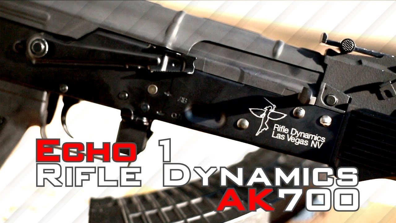 Echo 1 Rifle Dymanics AK700 Review – Airsoft GI