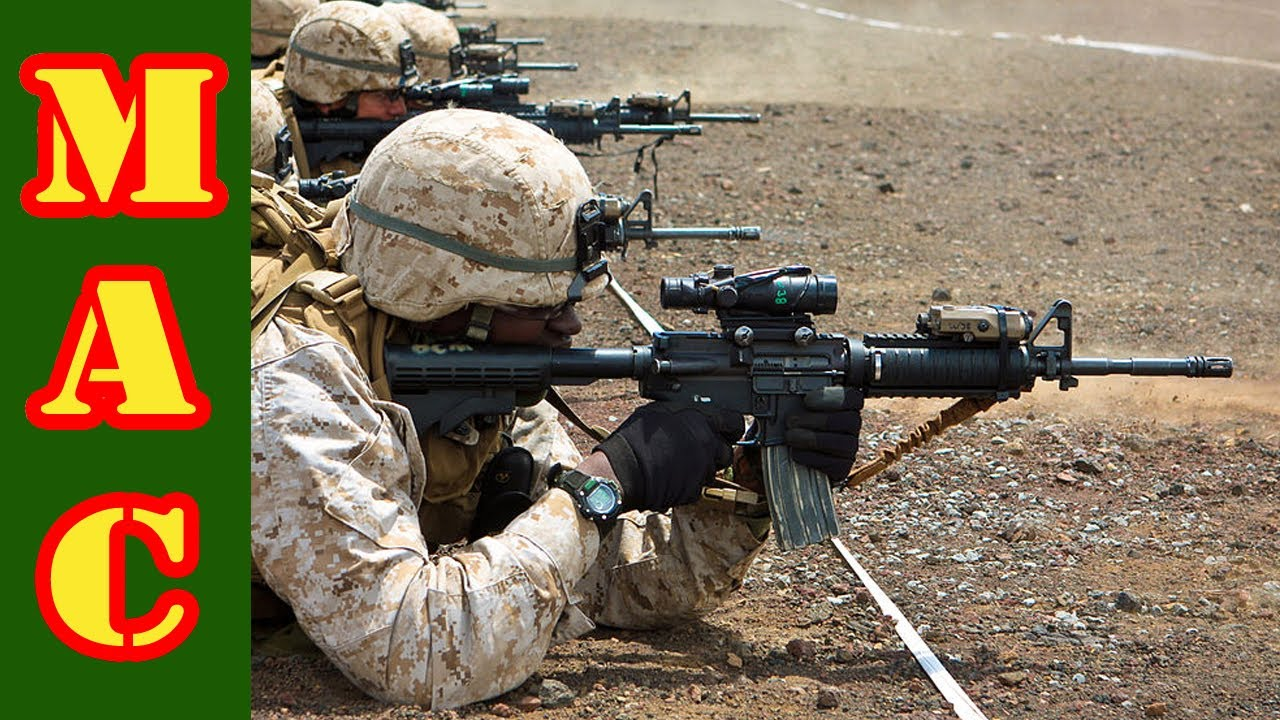 M16 Evolution: toujours le meilleur sur le champ de bataille.