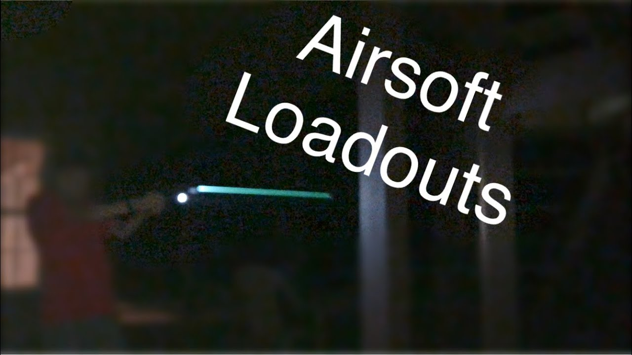 Examen des charges Airsoft: quels pistolets j'utilise