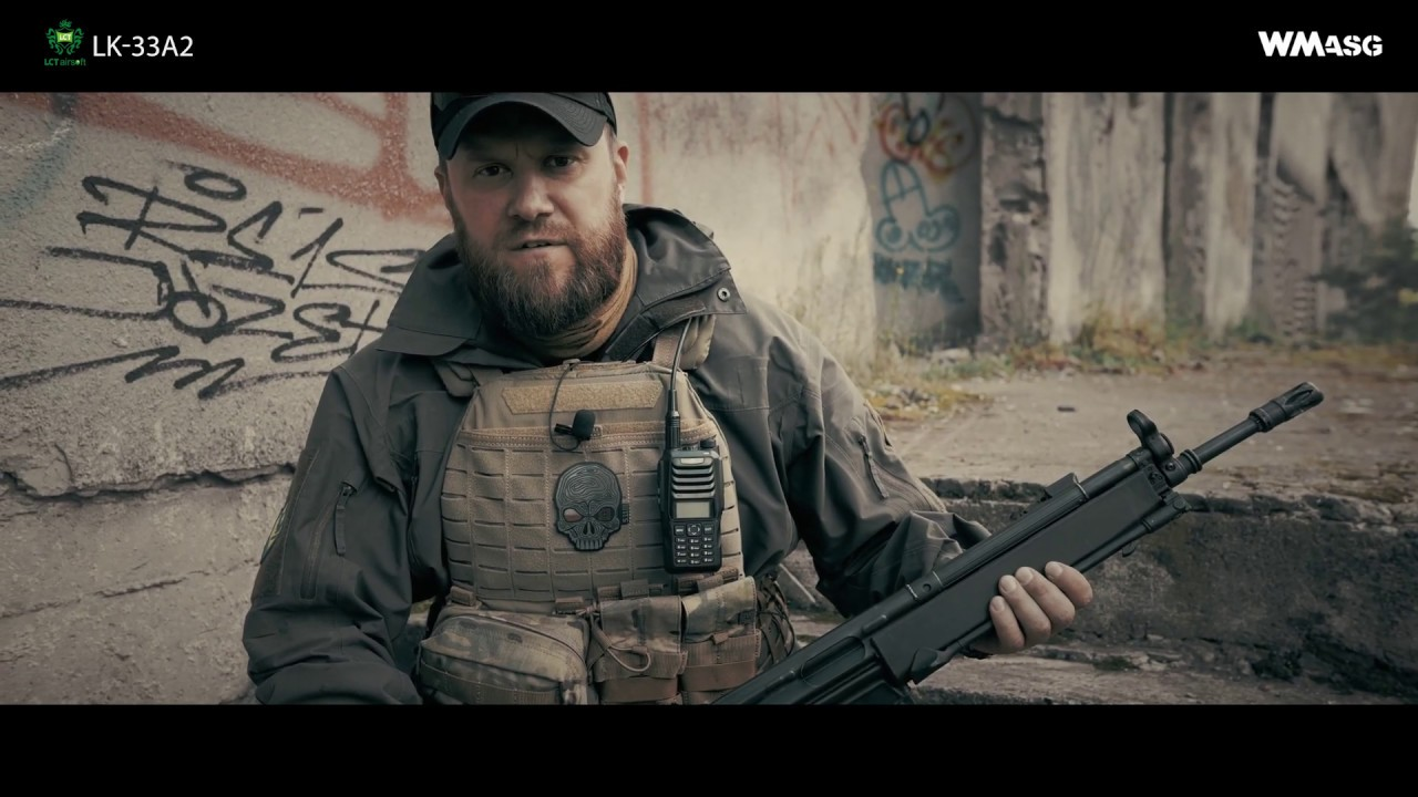 AIRSOFT / REVUE: LCT LK-33A2